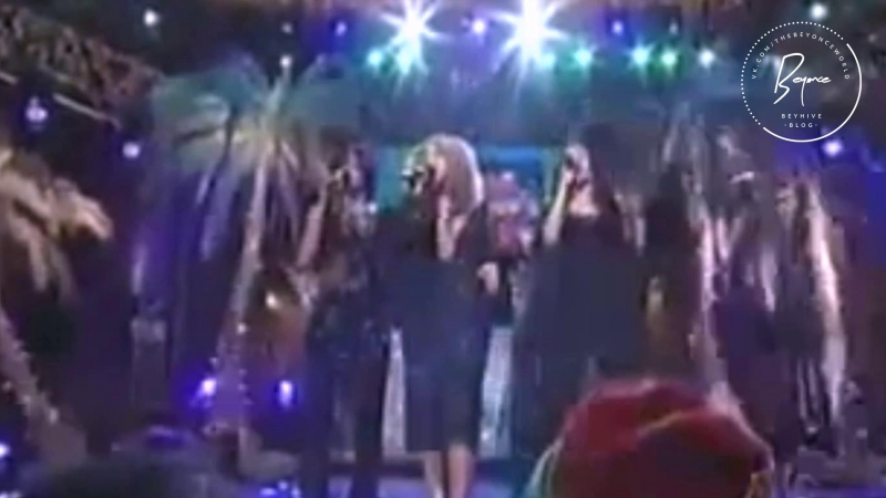 Destiny's Child - Opera Of The Bells (Blockbuster Hollywood Spectacular Parade) [2002]