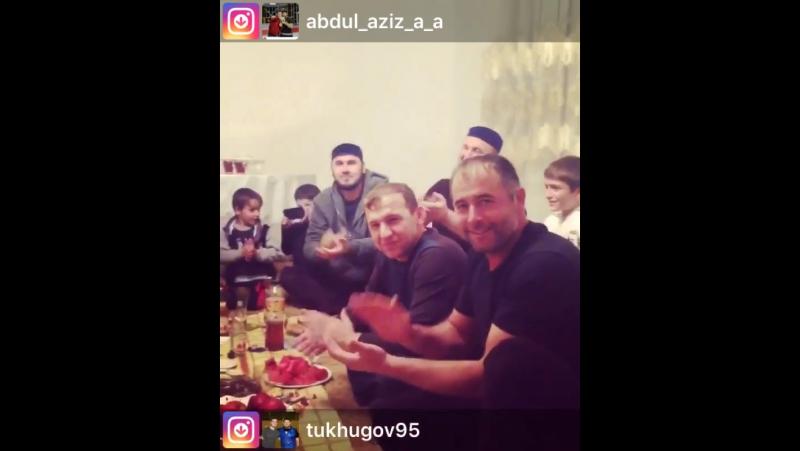 Поздравление Абдул-Азиза Льва Абдулвахабова