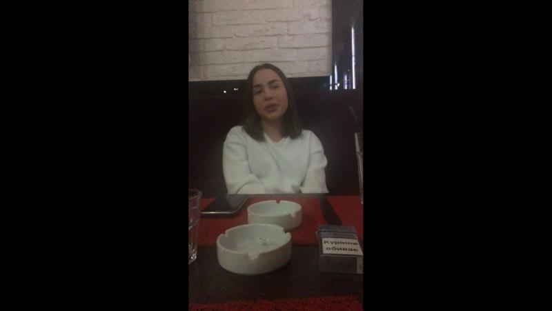 Таня Гола трясе губами