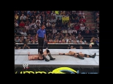The Rock vs. Brock Lesnar - Undisputed WWE Title Match׃ SummerSlam 2002