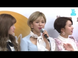 170113 TWICE - Interview @ The 31st Golden Disc Awards