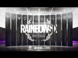 Rainbow 6 Pro League. Millenium VS GiFu.  gBots VS unKnights