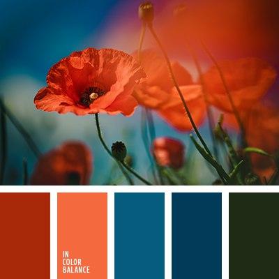 Про цветовые сочетания