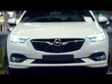 Запуск производства Opel Insignia B
