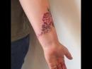 Маленькая татуировка ( Luiza Oliveira )