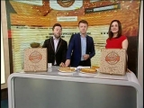 Ох уж эти пироги - Новое утро ТВК 04.05.2017