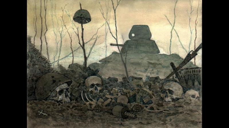 Цена Победы!После боя- поля сражений Великой Отечественной Войны!