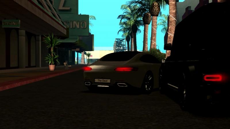 M-B G65 AMG AMG GT
