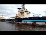 Фестиваль ледоколов - Санкт Петербург и Крузинштерн