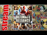Стрим Игра Marvel Ultimate Alliance