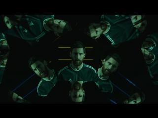 adidas football.  Лео Месси Ocean Storm NEMEZIZ -- #ясоздаю