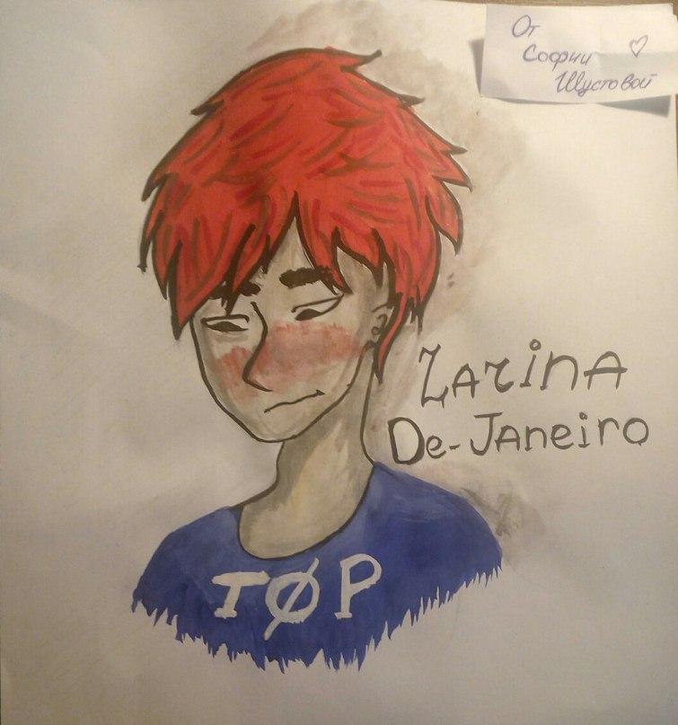 Zarina De-Janeiro |
