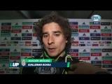 Guillermo Ochoa afirmó que México se va contento y tranquilo - YouTube