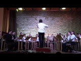 2017 2 апреля Отчетный концерт РКИ Испанская народная песня Макарена