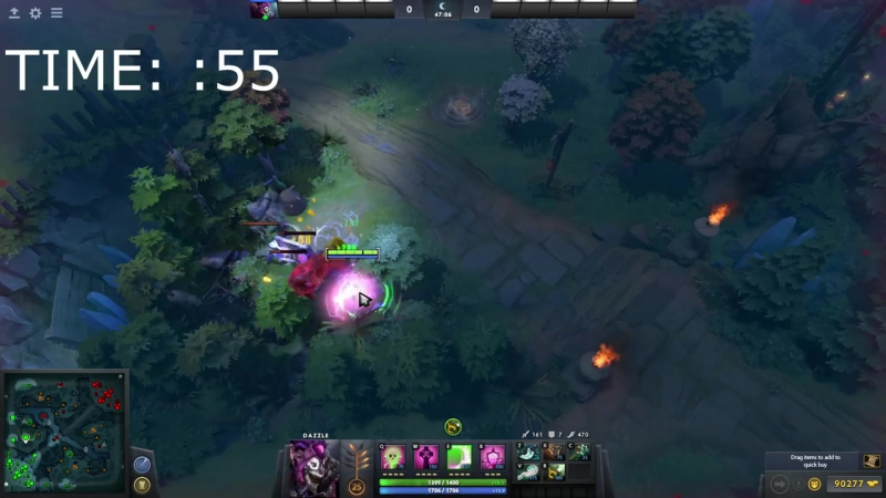 7.00 PATCH UPDATE Dota 2 - ALL NEW STACK TIMINGS
