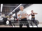 Milkshake workshop - Jazz-funk by Marina Moiseeva - Open Art Studio