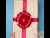 бант для подарочной чпаковки