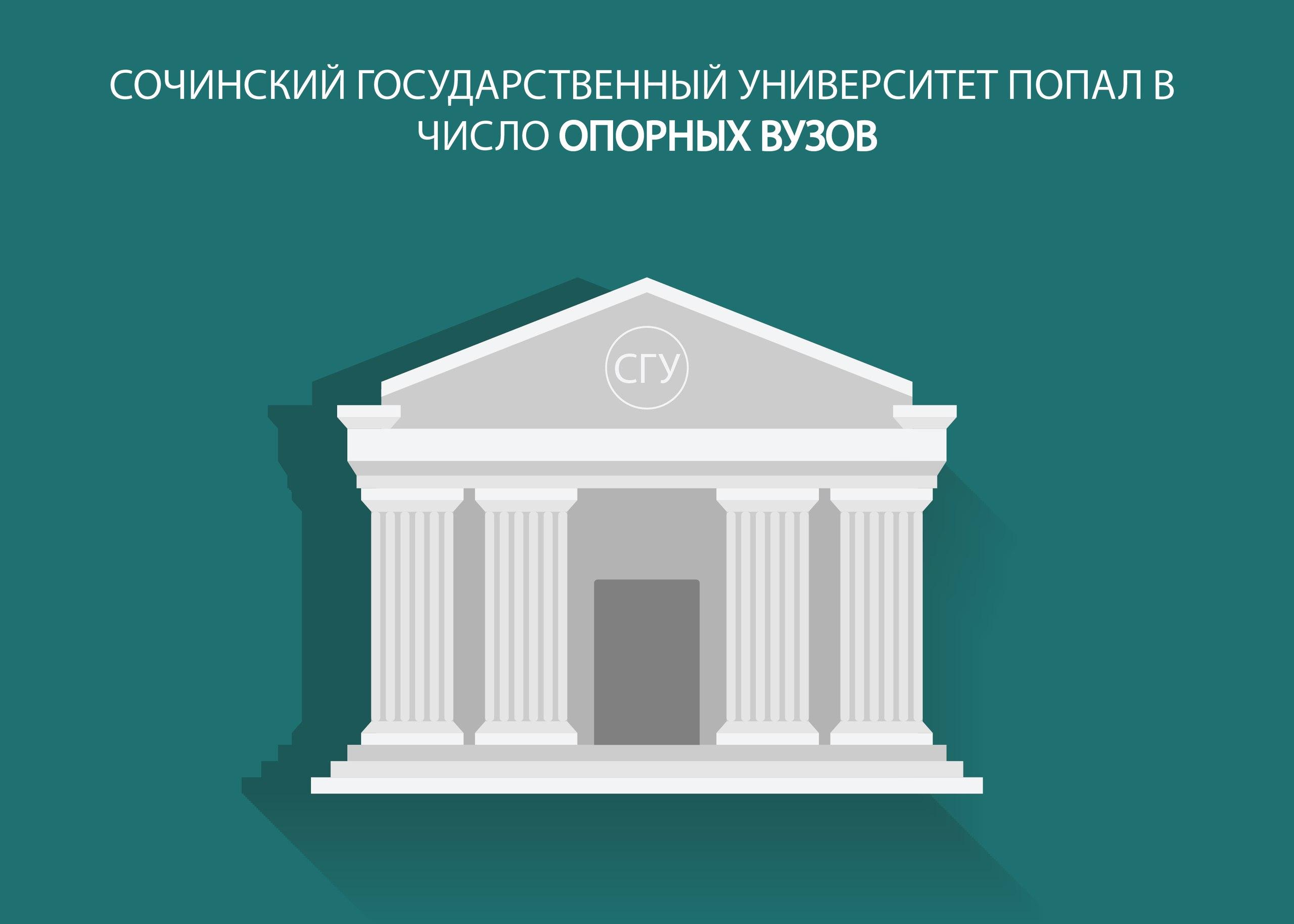 СГУ в числе опорных вузов страны
