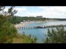 Голубая бухтаГеленджик 21 июля 2017