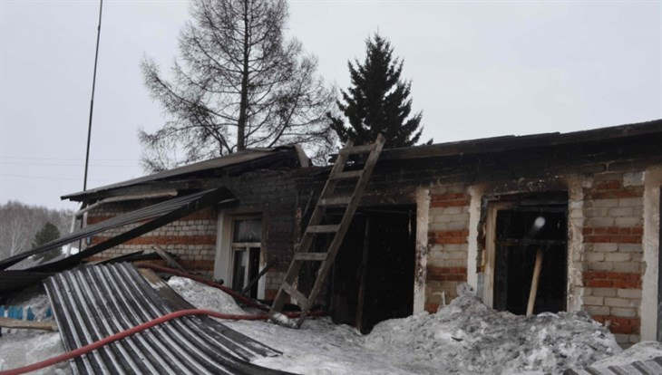 Монтировавший дымоход томич обвиняется в гибели детей в пожаре в Теке