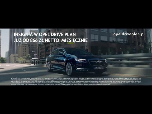 NOWA INSIGNIA w Opel Drive Plan. Oto nowy lider.