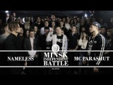 MIB #2 (Main Event) Nameless vs MC ParashuT
