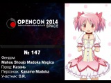 OPENCON-2014: ANO-15 D.R. - Mahou Shoujo Madoka Magica - Kaname Madoka