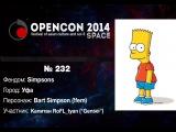 OPENCON 2014 GNR-3 Капитан RoFL_tyan (