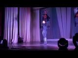 OPENCON 2014 KRK-8 Внеконкурс. Хромой Бродяга - Give a Reason - Hayashibara Megumi
