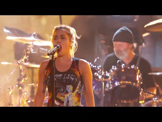 Metallica & Lady Gaga- Moth Into Flame Dress Rehearsal - High Def #feat_songs