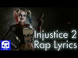 Injustice 2 Rap LYRIC VIDEO by JT Music & Rockit Gaming -