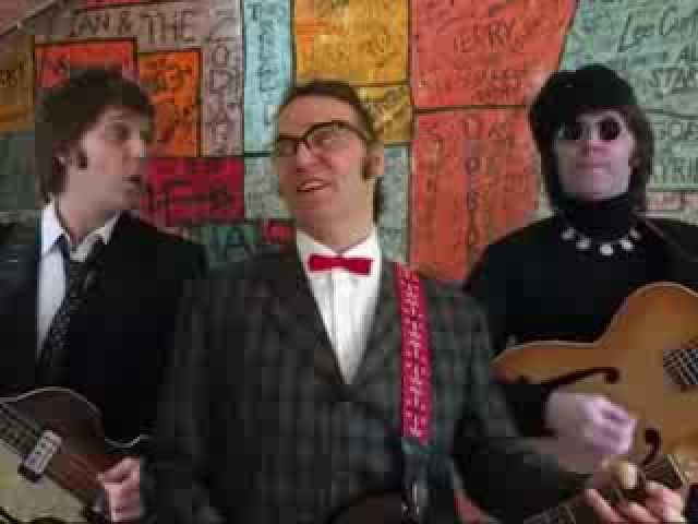Buddy Holly At the Cavern Club (With The Beatles) - It Doesnt Matter Anymore