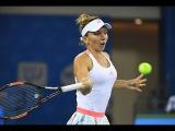 2016 Wuhan Open Second Round | Simona Halep vs Irina-Camelia Begu | WTA Highlights