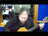 "Pat Coldrick - ""Classical Gas"" (Live with Michael Duffy on Dundalk FM)"