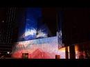 Ночной Екатеринбург и медиафасад Ельцин-Центра / Night Yekaterinburg-City and the Yeltsin Center