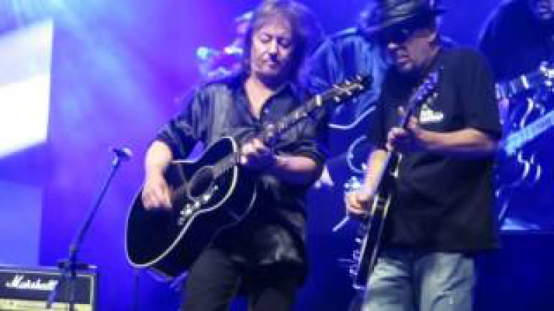 Chris Norman Band Orchestra - Budapest 22 April 2017 - Nobody's Fool
