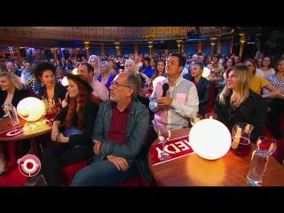 Сериал «Ольга» в Comedy Club (30.09.2016)