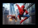 Tony Stark Peter Parker - Californication【Starker】