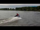 РИБ АЭРО Победа 390. Краткий обзор надувной лодки с жестким пластиковым дном.