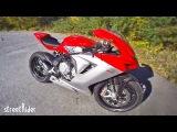 MV Agusta F3 800  Тест-драйв и впечатления от мотоцикла
