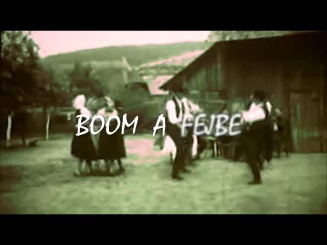Ferenczi György és a Rackajam - Boom a fejbe (Ganxsta Tribute) Lyric video