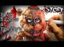 Five Nights at Freddy's (FNAF) STORY Pt.1 - Creepypasta Drawing