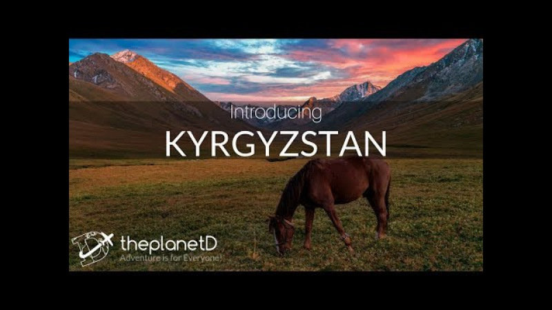 Introducing Kyrgyzstan in 4K DJI Mavic Pro Drone
