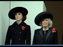 Remembrance Sunday at Cenotaph in London