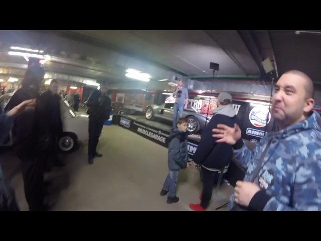 Поездка в СПБ: RetroCarShow, сходка Боевой Классики, Шакотан, путешествие