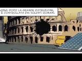L'italiano con i fumetti di ALMA Edizioni Roma 2050 d.C.