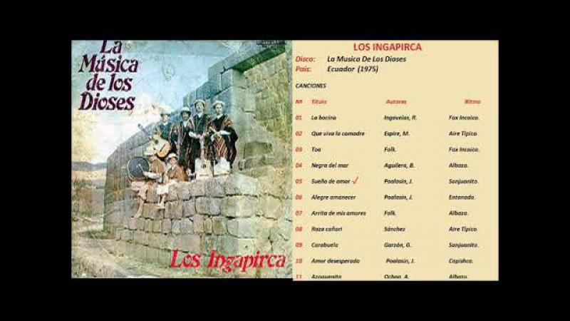 LOS INGAPIRCA La Musica De Los Dioses