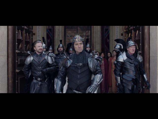 King Arthur: Legend of the Sword trailer 3 - Charlie Hunnam, Jude Law, Astrid Bergès-Frisbey