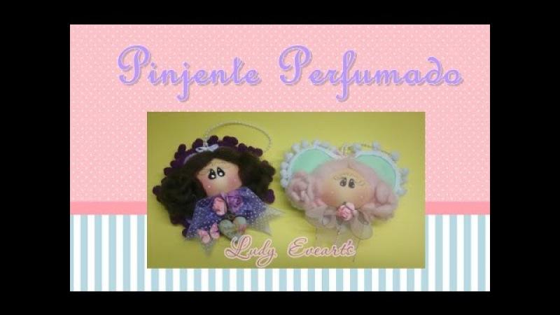 Pingente Perfumado-Ludy Rangel