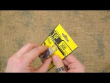 Видео обзор наключного ультра легкого перезаряжаемого фонаря TIP от